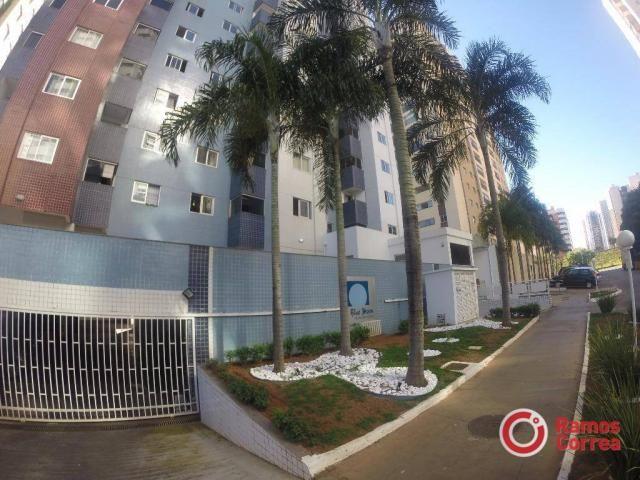 Apartamento residencial à venda, Norte, Águas Claras.