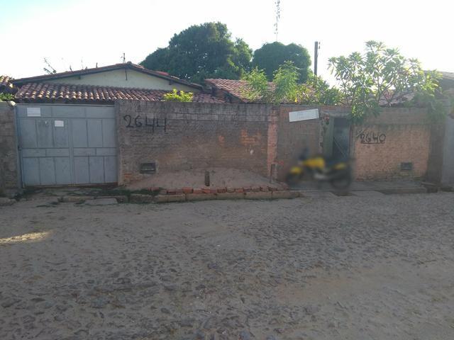 Duas casas no mesmo terreno pelo preço de uma