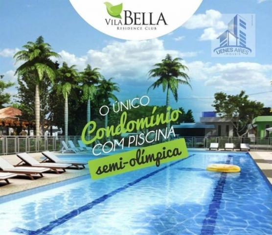 Vila Bella Residence Club - o condomínio mais completo da Zona Oeste