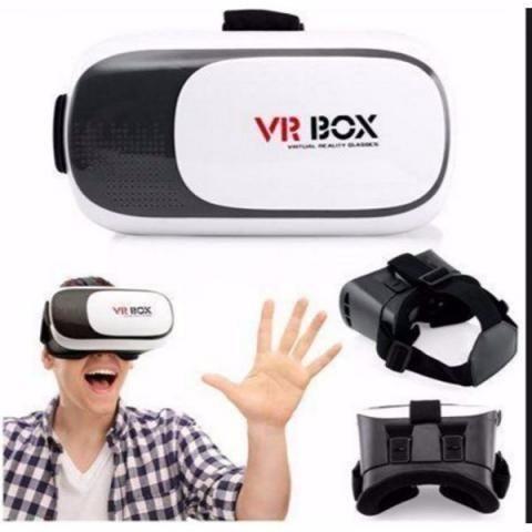 Oculos vr box 3d realidade virtual com controle