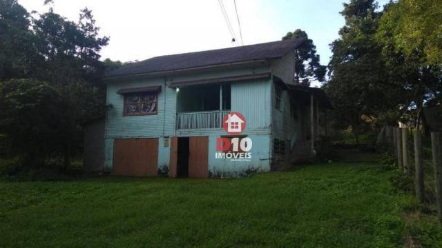 Casa com 4 dormitórios à venda,- Morro dos Conventos - Araranguá/Santa Catarina - Foto 4