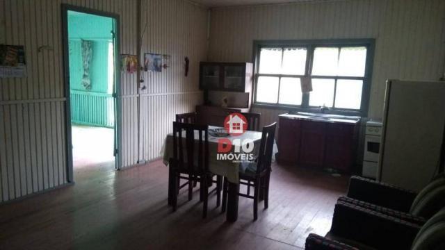 Casa com 4 dormitórios à venda,- Morro dos Conventos - Araranguá/Santa Catarina - Foto 11