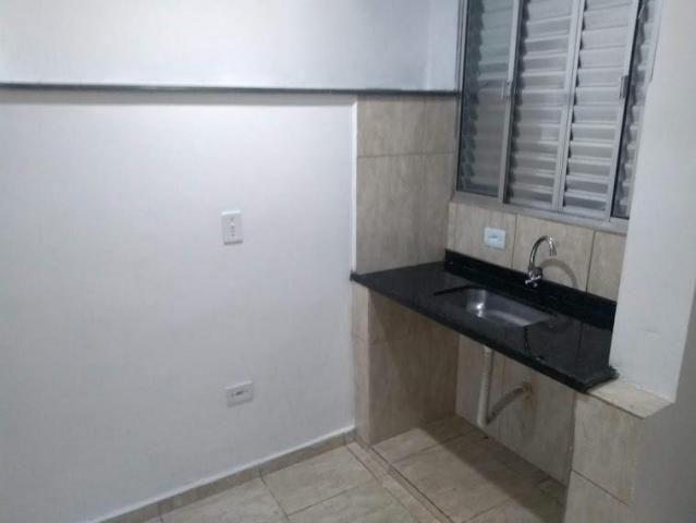 Apartamento para aluguel, 1 quarto, 1 vaga, las vegas - santo andré/sp - Foto 4