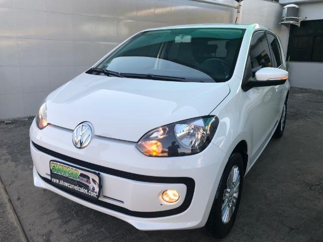 Vw - Volkswagen Up! HIGH 2016 , Novo , Revisado volks !!! - Foto 4
