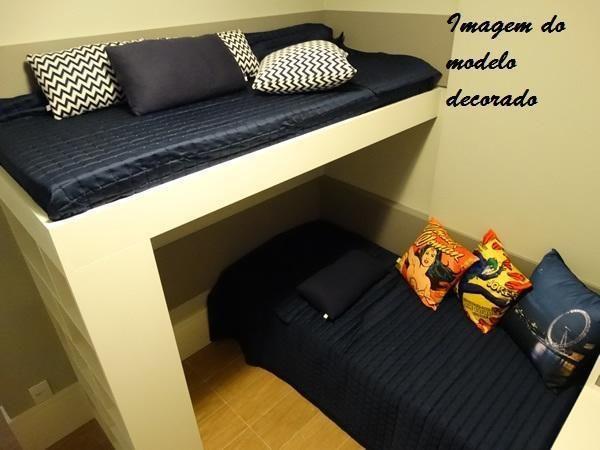 Apartamento à venda, 2 quartos, 1 vaga, demarchi - são bernardo do campo/sp - Foto 12