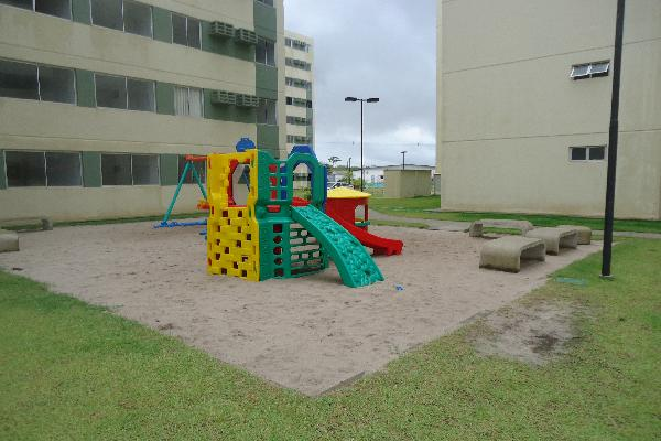 Aluga-se APTO com 02 Quartos, na Vila Estaleiro- Ipojuca/PE cod:25414 - Foto 2