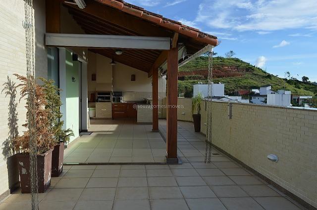 Apartamento à venda com 3 dormitórios em Mansões do bom pastor, Juiz de fora cod:5134 - Foto 16