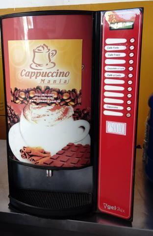 Máquina de Café Gel Mix