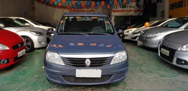 Renault logan 2012/2012 1.0 authentique 16v flex 4p manual