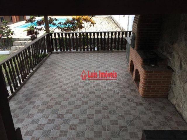 Sítio com 3 dormitórios para venda e locação, 3000m² - Inoã - Maricá/RJ - SI0009 - Foto 15