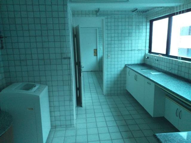 Apartamento com 4 suitese 3 vagas na avenida boa viagem!! - Foto 15