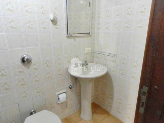Apartamento 03 quartos (01 suíte) e 02 vagas no seminário, curitiba - Foto 17