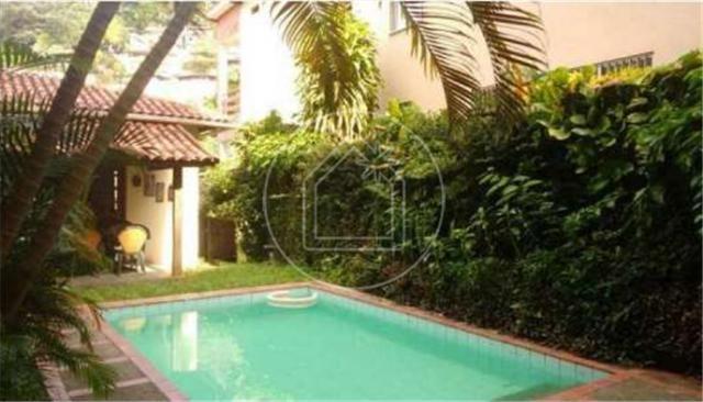 Casa à venda com 4 dormitórios em Cosme velho, Rio de janeiro cod:487081 - Foto 11