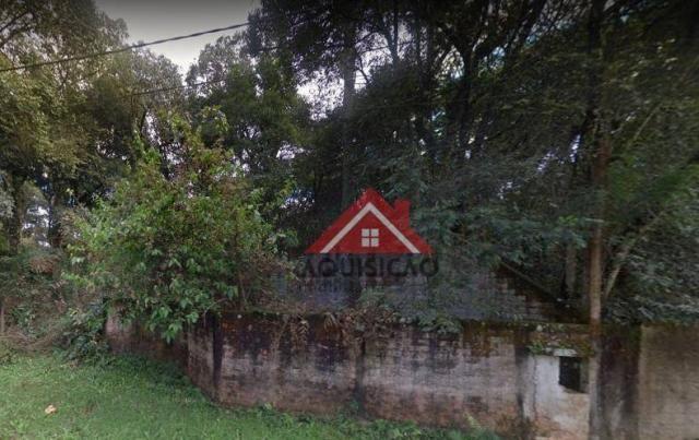 Terreno à venda, 1066 m² por r$ 530.000,00 - cidade industrial - curitiba/pr - Foto 6