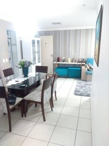 Apartamento com 3 dormitórios à venda, 92 m² por R$ 370.000,00 - Jardim Goiás - Goiânia/GO