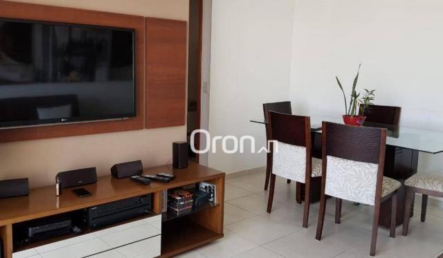 Apartamento com 2 dormitórios à venda, 69 m² por r$ 299.000,00 - setor pedro ludovico - go - Foto 2