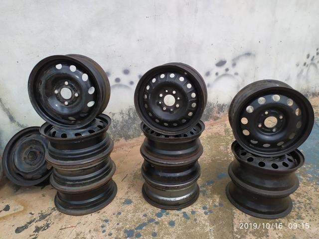 Rodas de ferro - Foto 6