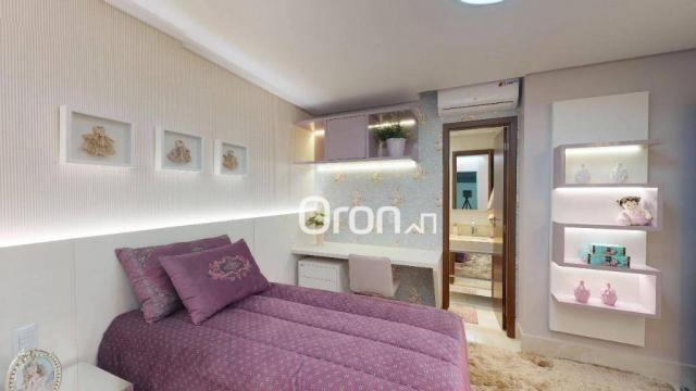 Casa com 4 dormitórios à venda, 201 m² por R$ 687.000,00 - Sítios Santa Luzia - Aparecida  - Foto 9