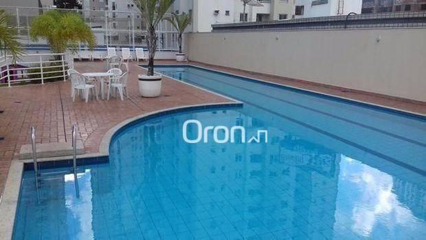 Apartamento com 3 dormitórios à venda, 117 m² por R$ 620.000,00 - Setor Bueno - Goiânia/GO - Foto 14