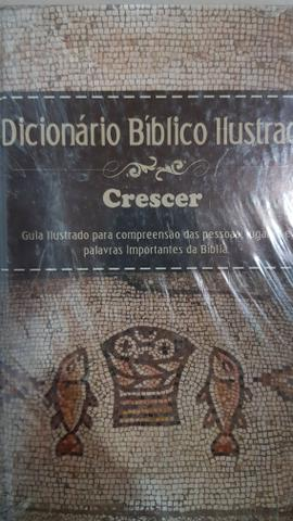 Dicionário biblico ilustrado