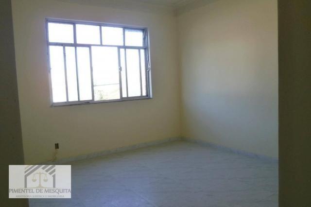 Apartamento com 2 dormitórios para alugar, 70 m² por r$ 1.000/mês - centro - niterói/rj - Foto 2
