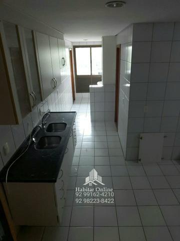 Barra do Rio Negro Apartamento na Orla da Ponta Negra 4 suítes 180 m² - Foto 6