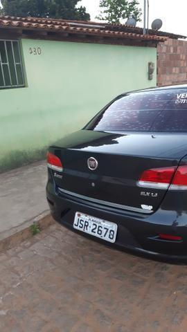 Fiat siena elx flex, 1.4, ano 2009/2010 - Foto 4