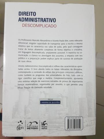 Direito Administrativo: Descomplicado - Foto 2
