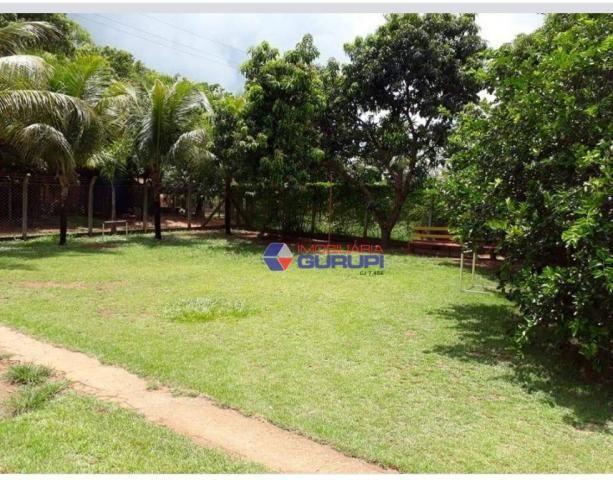 Chácara com 2 dormitórios para alugar, 1000 m² por R$ 2.200/mês - São Benedito da Capelinh - Foto 3