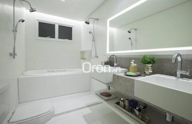 Apartamento com 3 dormitórios à venda, 154 m² por R$ 981.000,00 - Alto da Glória - Goiânia - Foto 18