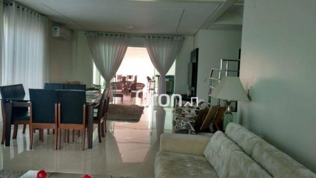 Sobrado com 4 dormitórios à venda, 340 m² por R$ 1.100.000,00 - Jardim América - Goiânia/G - Foto 3