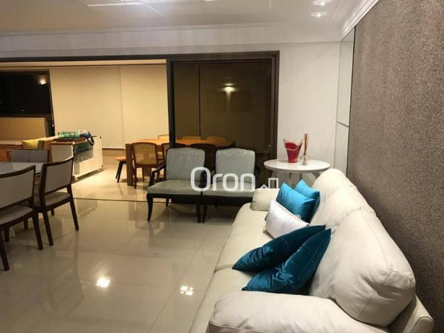Apartamento à venda, 174 m² por r$ 1.250.000,00 - setor bueno - goiânia/go - Foto 5