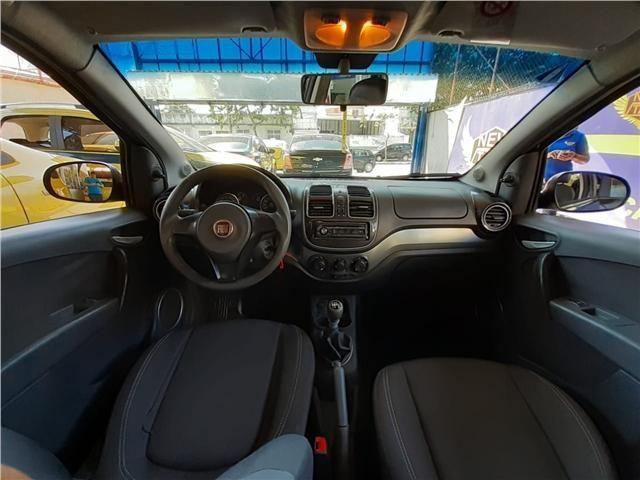 Fiat Grand siena 1.4 mpi 8v tetrafuel 4p manual - Foto 4