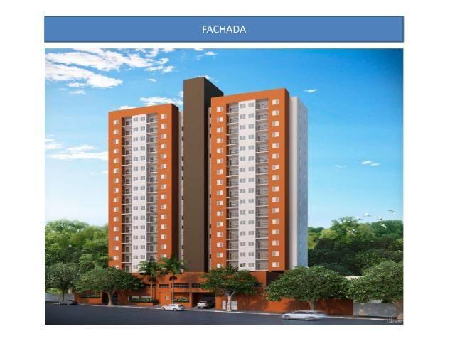 Código MA24 = Apartamento 50M² 2 dorms, varanda, 1 vaga. Vista Alegre II