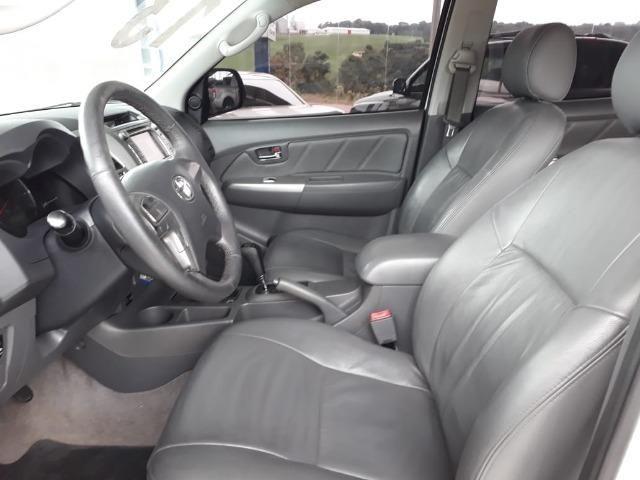Toyota Hilux SRV 2013 - Foto 7
