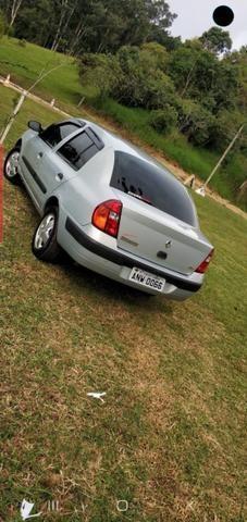 Renault Clio 1.6 16v 2004 completo - Foto 2