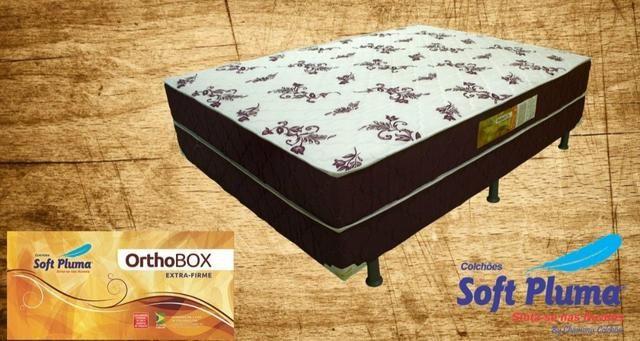 Conjunto Ortobox Soft Pluma(Entrega Grátis)