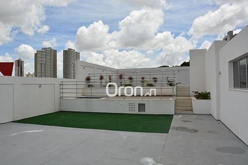 Apartamento com 2 dormitórios à venda, 55 m² por R$ 243.000,00 - Vila Rosa - Goiânia/GO - Foto 19
