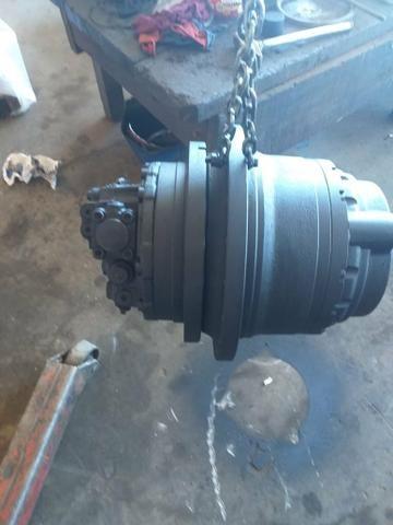 Motor de Tração Escavadeira - Foto 4