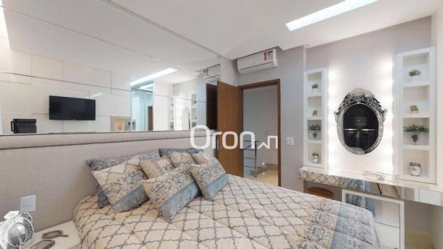 Casa com 4 dormitórios à venda, 201 m² por R$ 687.000,00 - Sítios Santa Luzia - Aparecida  - Foto 14