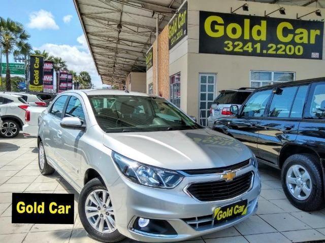 Chevrolet Cobalt LTZ 1.8 2016 - ( Padrao Gold Car )