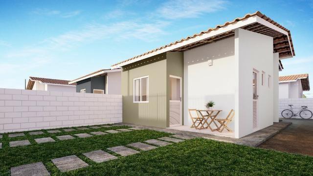 Casa 2/4 Piranga II Juazeiro-Ba - Foto 3