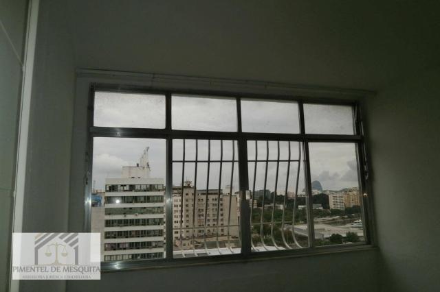 Apartamento com 1 dormitório para alugar, 50 m² por r$ 900/mês - centro - niterói/rj - Foto 10