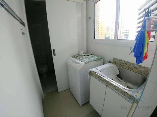 Apartamento com 2 dormitórios à venda, 70 m² por r$ 1.260.000 - meireles - fortaleza/ce - Foto 8