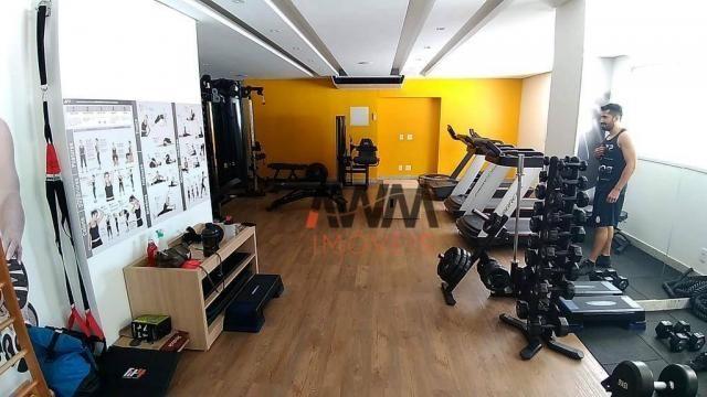 Apartamento com 1 dormitório para alugar, 42 m² por R$ 2.000,00/mês - Setor Oeste - Goiâni - Foto 3