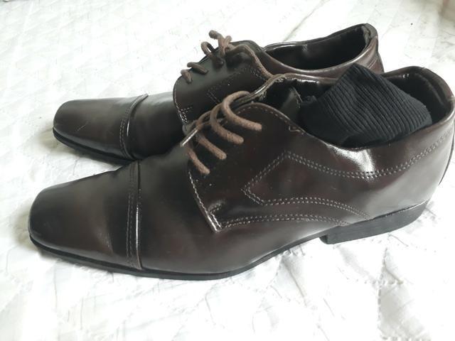 Sapato social menino tamanho 34
