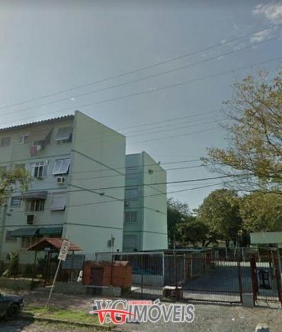Apartamento à venda com 1 dormitórios em Humaitá, Porto alegre cod:186 - Foto 2