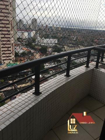 Apartamento - 03 Suítes - 140 m² - Batista Campos - Foto 7