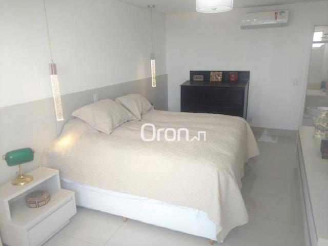 Apartamento à venda, 265 m² por R$ 2.450.000,00 - Setor Marista - Goiânia/GO - Foto 20