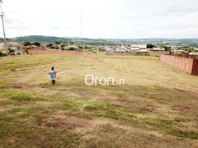 Terreno à venda, 738 m² por R$ 100.000,00 - Residencial Nova Cidade - Nerópolis/GO - Foto 3
